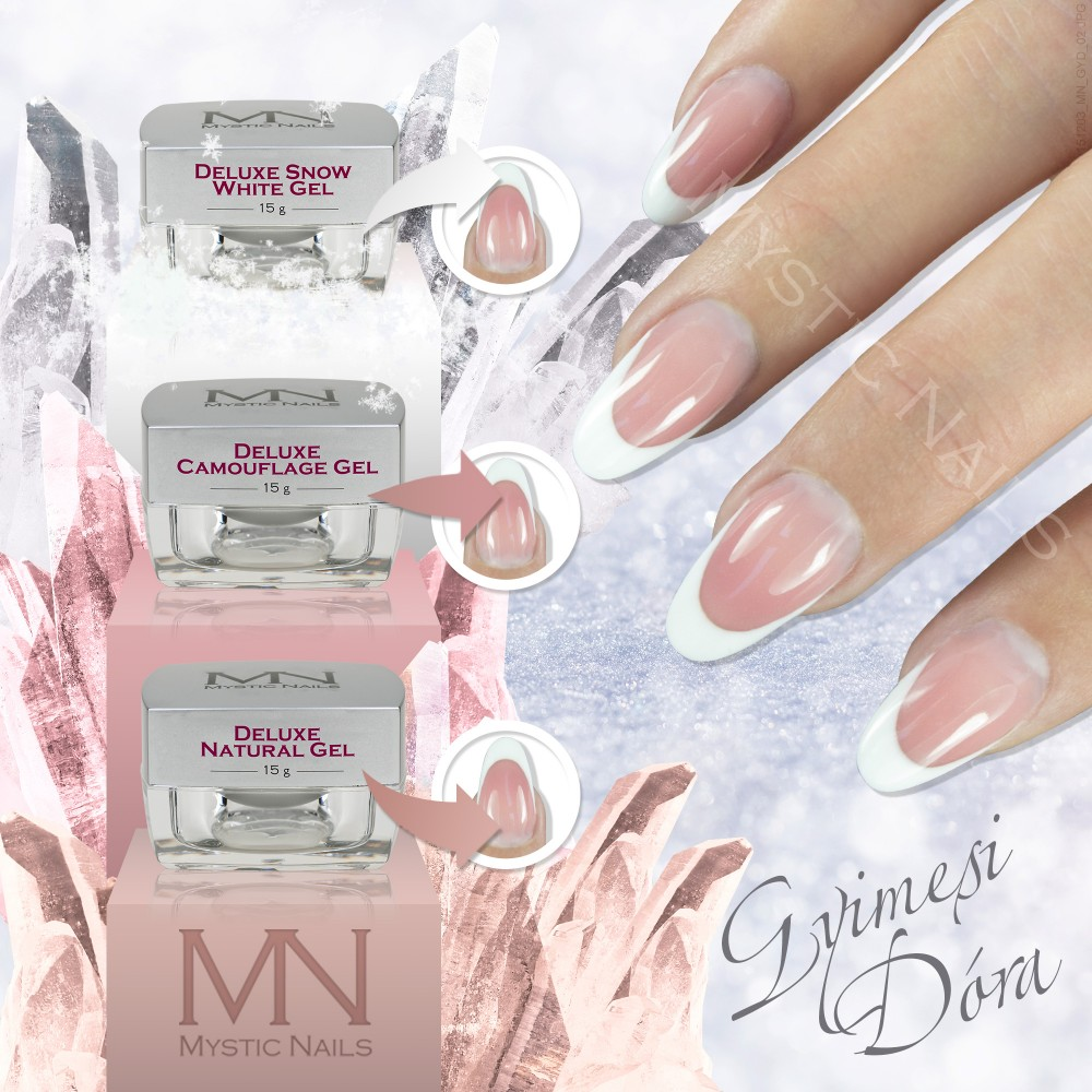 Classic Deluxe Natural Gel - 15g in the Builder Gels category ...
