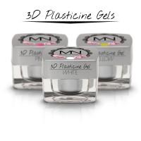 3D Plasticine Gels