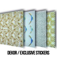 Decor and Exclusive Stickers