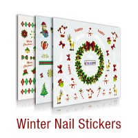Winter Nail Stickers