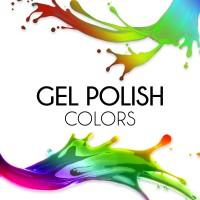 Gel Polish colors 12 ml