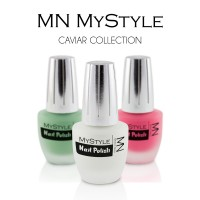 MyStyle Nail Polishes - Caviar Collection