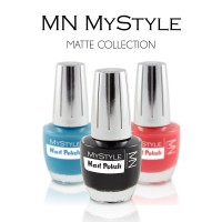 MyStyle Nail Polishes - Matte Colors