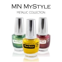 MyStyle Nail Polishes - Metallic Colors