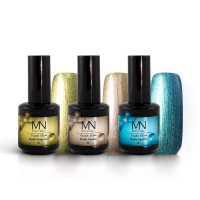 Gel Polish Metallic Collection 12 ml