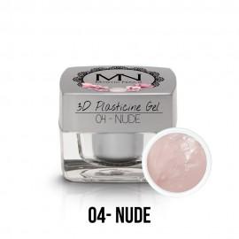 3D Plasticine Gel - 04 - Nude - 3,5g
