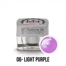 3D Plasticine Gel - 06 - Light Purple - 3,5g