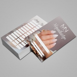 Appointment Card Hungarian - 2019 - 01 - 25 pcs / set