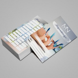 Appointment Card Hungarian - 2020 - 04 - 25 pcs / set