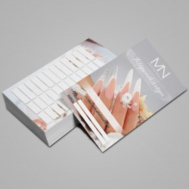 Appointment Card Hungarian - 2020 - 06 - 25 pcs / set