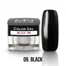 Color Gel - 09 - Black - 4g