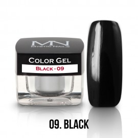 Color Gel - 09 - Black - 4g