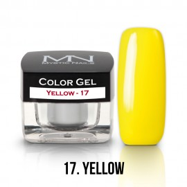 Color Gel - 17 - Yellow - 4g