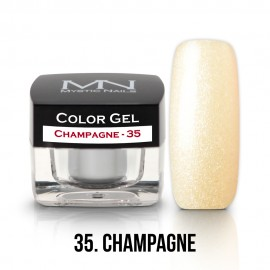 Color Gel - 35 - Champagne - 4g