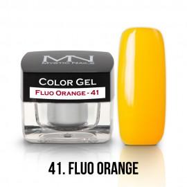 Color Gel - 41 - Fluo Orange - 4g