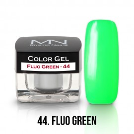Color Gel - 44 - Fluo Green - 4g