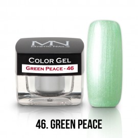Color Gel - 46 - Green Peace - 4g