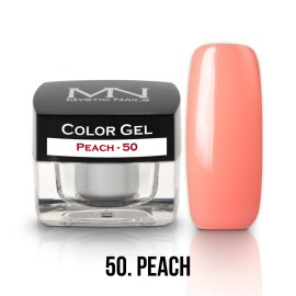 Color Gel - 50 - Peach - 4g