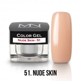 Color Gel - 51 - Nude Skin - 4g