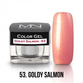 Color Gel - 53 - Goldy Salmon - 4g