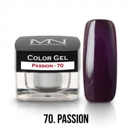 Color Gel - 70 - Passion - 4g