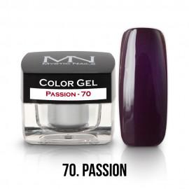 Color Gel - 70 - Passion - 4g