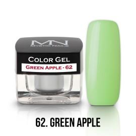 Color Gel - 62 - Green Apple - 4g
