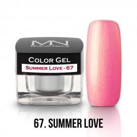 Color Gel - 67 - Summer Love - 4g