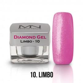 Diamond Gel - no.10. - Limbo - 4g
