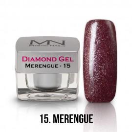 Diamond Gel - no.15. - Merengue - 4g