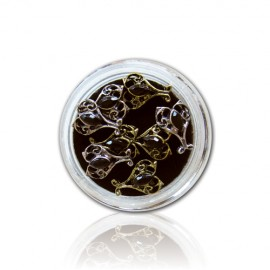 Nail Jewellery - Brooch