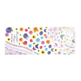 Nail Tattoo - HOT - 030a