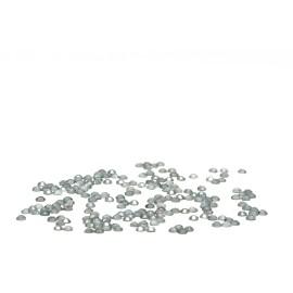 Opal Crystals - White - 30 pcs / jar