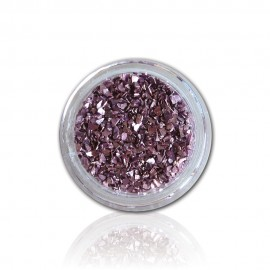 Dazzling Shatter - Purple