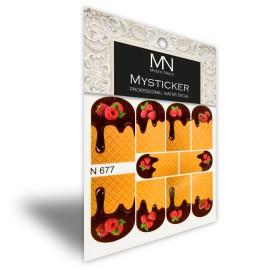 Mysticker - N677