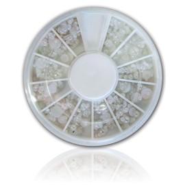 Tekla pearls in disc