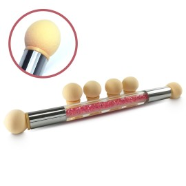 Glamour Double Sponge Brush