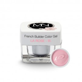 French Builder Color Gel - III. - la Rose - 4g - Limited Edition