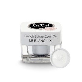 French Builder Color Gel - IX. - le Blanc - 4g - Limited Edition
