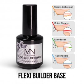Flexi Builder Base 12ml Gel Polish