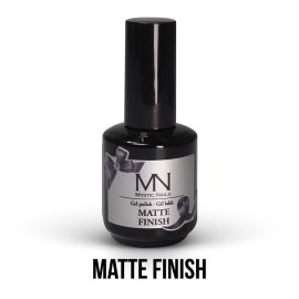 Gel Polish - Matte Finish 12ml