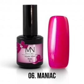 Gel Polish 06 - Maniac 12ml