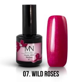 Gel Polish 07 - Wild Roses - 12ml