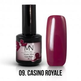 Gel Polish 09 - Casino Royale 12ml