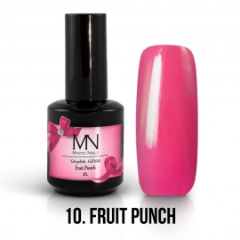 Gel Polish 10 - Fruit Punch 12ml
