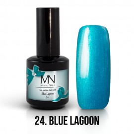 Gel Polish 24 - Blue Lagoon 12ml