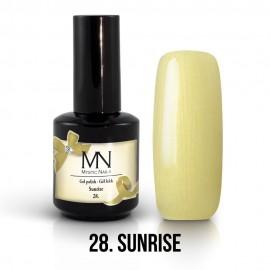 Gel Polish 28 - Sunrise 12ml