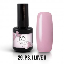 Gel Polish 29 - PS I love U 12ml