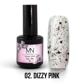 Gel Polish Dizzy 02 - Dizzy Pink 12ml