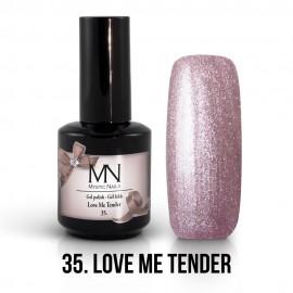 Gel Polish 35 - Love Me Tender 12ml